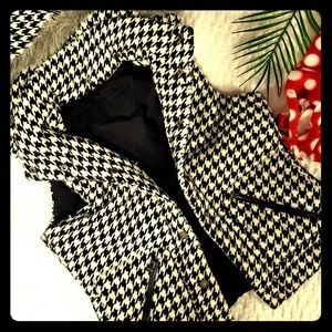 🎲Houndstooth Fall Vest🎲 (lot)